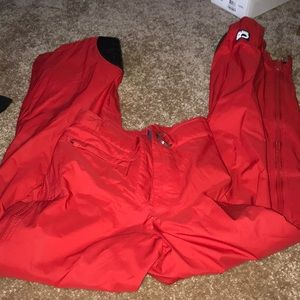 Goretex kids ski pants